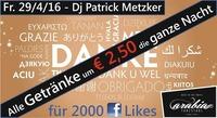 € 2,50 Party@Tanzstadl Arabia