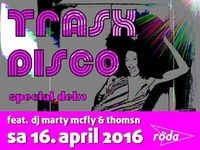 TRASH DISCO feat. DJ MARTY MCFLY & THOMSN@KV Röda