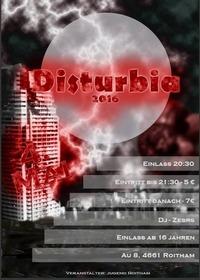 Disturbia 2016@Disturbia