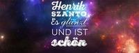 Book Release - Henrik Szanto: 'Es glänzt und ist schön'@Österreichische Gesellschaft für Literatur
