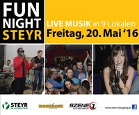 Fun Night Steyr 2016