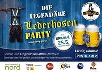 Lederhosen PARTY@Almrausch
