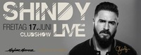 Shindy Live - Clubshow