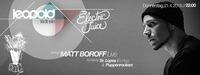 ELECTRIC JUICE // Matt Boroff Live!, Sr. Lopes + Puppenrockerz@Café Leopold