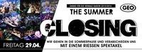 The Summer Closing
