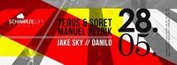 ☁ SCHWARZE LUFT pres. ☁ Manuel Petrik ☁ + Teros & Soret ☁@SUB