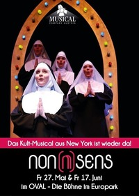 Non(n)sens - Musical Comedy im OVAL@Oval