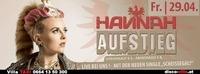 Hannah Live - DISCOTOUR AUFSTIEG@Disco Villa