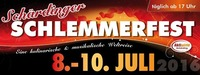 Schärdinger Schlemmerfest@Stadtplatz, Altstadt und Schlosspark