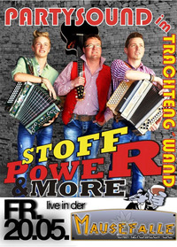 Stoff Power & more@Mausefalle Lienz