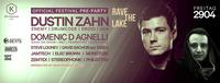 Rave The Lake warm up TOUR w/ DUSTIN ZAHN - USA die Kantine@Die Kantine