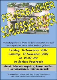 Peuerbacher Schlossheuriger@Schloss Peuerbach