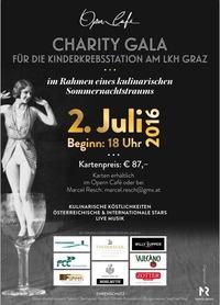 Charity Gala für Kinder mit Krebs@Opern Cafe Graz