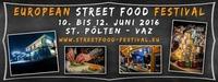 European Street Food Festival@VAZ St.Pölten