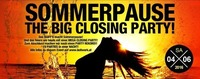 SOMMERPAUSE – THE BIG CLOSING – PARTY REKORD!@Baby'O