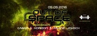 Out of Space Psytrance Club ૱ Donnerstag 5. Mai 2016 ૱ Weberknecht@Weberknecht
