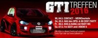 GTI TREFFEN 2016! I´m SEXY and i KNOW it!