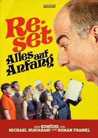 RESET - Alles auf Anfang@Spinnerei