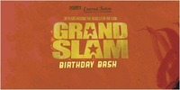 GRAND SLAM BIRTHDAY BASH // 20 + 21. Mai 2016 // Conrad Sohm@Conrad Sohm