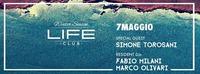 LIFE Club Bolzano - Sabato 7 Maggio - Special Guest Simone Torosani@LIFE Club Bolzano