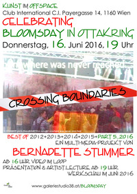 Celebrating BLOOMSDAY in OTTAKRING@Cafe Club International C.I.