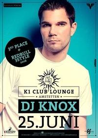 Dj Knox@K1 - Club Lounge