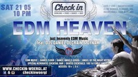 CHECK IN to the 1st EDM HEAVEN@Check in