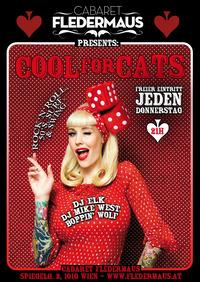COOL FOR CATS@Cabaret Fledermaus