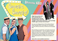 Musicalfactory Kärnten präsentiert: Souvenirs, Souvenirs!@Volxhaus - Klagenfurt