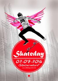 Skateday Marchfeld 2016@Skatepark Gänserndorf