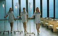 Gruppenavatar von Krankenschwestern und Pfleger