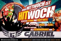 Jeden Mittwoch ist HITWOCH - Donnerstag ist FEIERTAG@Gabriel Entertainment Center