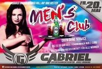 Men's CLUB@Gabriel Entertainment Center