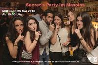 Secrets im Manolos@Manolos