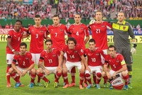 Die Fußball EM im KOMMA Café - Achtelfinale@Komma