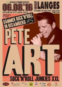 Der sensationelle Pete Art im Weingut Langes@Weingut Langes
