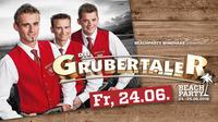 BEACHPARTY 2016 - Freitag - DIE GRUBERTALER@Enzmilnerplatz, 4322 Windhaag bei Perg, Österreich