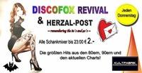 Herzalpost & Discofox@Fledermaus Graz