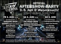 Rock In Vienna Aftershow-Party@Weberknecht