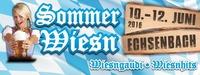 Sommer-Wiesn Echsenbach@Echsenbach, Festgelände beim Sportplatz