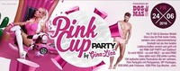 KISS & BANG presents PINK CUP PARTY by GINA LISA!