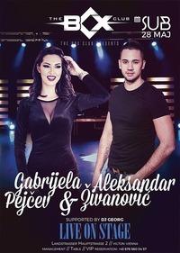 Gabrijela Pejčev &Aleksandar Živanović@BOX Vienna