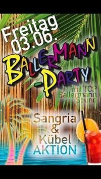 Ballermann Party@Mausefalle Lienz