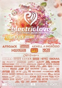 Electric Love Festival 2016