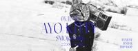 Ayo Kitty mit Smoke Dogg - Open Air@Katze Katze
