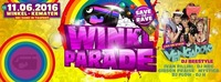 Winklparade & Winklparade Festival 2016@Sand in Taufers, Italien