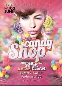 Candyshop #johnnysclub@Johnnys - The Castle of Emotions