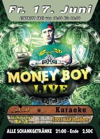 Moneyboy LIVE!@Excalibur