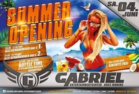 Summer opening - wir feieren die Geilste Party!@Gabriel Entertainment Center