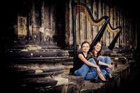 """Konzert: Lucie Delhaye & Anna Steinkogler """"De Nymphes et de Bacchanales""""@Dominikanerkloster Retz"""
